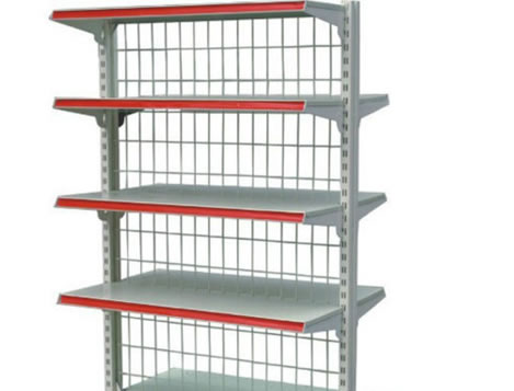 Stainless Steel Wire Mesh Shelves